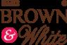 Neeta's Brown and White Logo